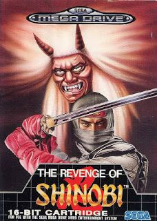 The Revenge of Shinobi Game for the Sega Mega Drive (Genesis). Buy Now from Fully Retro! Vintage Video Games, Classic Video Games, Retro Video Games, Video Game Art, Retro Games, Sega Mega Drive, Mega Drive Games, Games Box, Old Games
