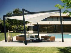 Gazebo / guarda-sol de Dacron® ETHOS - PRATIC F.lli ORIOLI