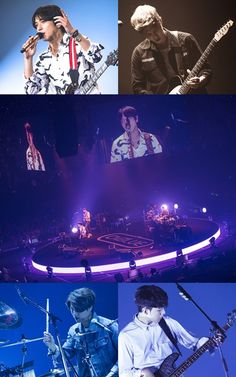 CN Blue Wraps Up Japan Arena Tour with 100,000 Fans, Jung Yong Hwa Tears Up