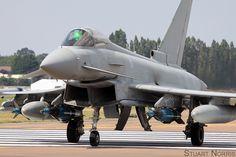 Eurofighter Typhoon IPA5 ZJ700 RIAT'11