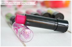 Preview: Maybelline Baby Lips Electro #rockyourkiss Pink Shock