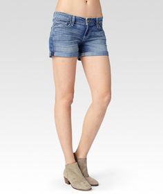Jimmy Jimmy Short: Bivouac #styleshack #shoplocal #boho #jeanshorts #summerstyle