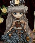 P-152 July 2015 Pullip Mad Hatter in Steampunk World - PREORDER