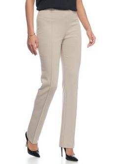Ruby Rd  Neutral Territory Pullover Ponte Pant