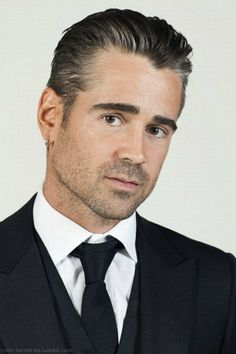 "Colin Farrell// during a presser for ""Mr Banks"", interviewer asked if his career was according to plan? (Paraphrasing) he replied that he didn't plan much in his career or life, but efforted to be open to whatever presented itself in his life. ( a Very brave, free attitude, imho)"