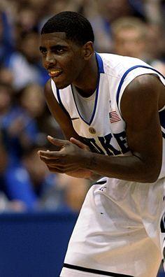 Kyrie Irving. Duke Basketball.