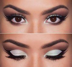 Belleza: Ideas de maquillaje 💄💋❤️❤️ ¿Te atreves? ¿Cuál te gusta más? #belleza #estilo #tendencias #maquillaje #beauty #style #trendy #trend #makeup