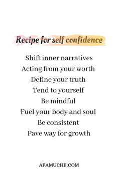 How To Build Up Self-Confidence