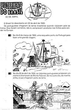 Providenciar a História do Descobrimento do Brasil em Quadrinhos para as crianças é uma forma bem interessante de incentivá-las no aprendizado, pois dessa