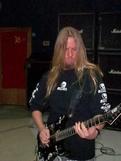 Jeff Hanneman Slayer \m/
