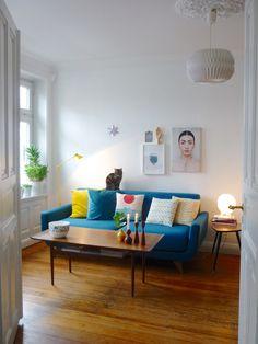 """""""Plastik und Hochglanz mag ich so gar nicht leiden!"""" - MiMaMeise über ihre Wohnung, Hamburg und ihr Esszimmer auf dem SoLebIch-Buchcover   SoLebIch.de"""