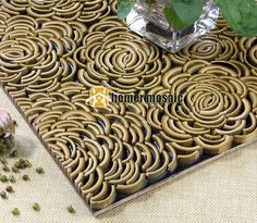 Examples of bamboo art/products... try some with upcycled cardboard tubes