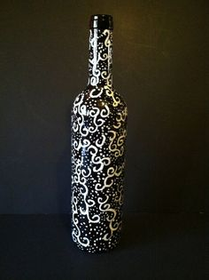 Incense Smoking Bottle