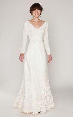 Long Sleeve Bridal | #wedding #weddingideas #weddings #weddingdresses #weddingdress #bridaldress #bridaldresses