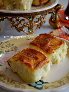 Dızmana Böreği ( Göçmen Böreği ) Snacks, Snack Recipes, Cooking Recipes, Dessert Recipes, Desserts, Savory Pastry, Good Food, Yummy Food, Bread And Pastries
