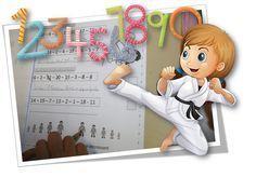 1 – CEINTURES :Numération jusqu'à 999 Ces ceintures correspondent à l'évaluation des compétences : Connaître (écrire et nommer) les nombres entiers inférieurs à 1000. Repérer et placer ces nombres sur une droite graduée, les comparer, les ranger. Dénombrer et représenter une quantité. Ecrire des suites de nombres.