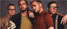 Tokio Hotel y su álbum más Disco Funk