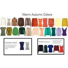 """Warm Autumn Colors"" by katestevens on Polyvore"