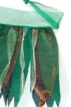 Kostenlose Anleitung: Waldfee Kostüm selber nähen | buttinette Blog