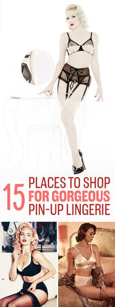 15 Vintage-Inspired Lingerie Stores You'll Wish You Knew About Sooner