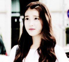 iu gif | IU - Shy Cutie GIFs | Beautiful Korean Artists