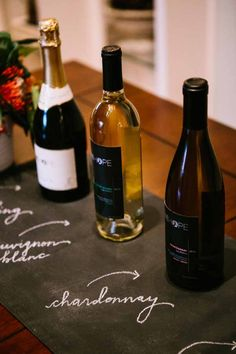 One Hope Wine Dinner Party | theglitterguide.com
