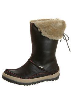 OSLO - Vinterstøvler - sort