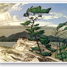 The White Pine By A.J. Casson