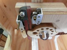 15 best scroll saw design images on pinterest fret saw scroll saw close up of belt driven scroll saw blade holder greentooth Image collections