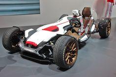 Francfort 2015 : Honda Project 2&4, pour ne pas choisir !