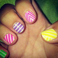 #nailart #nails #cute
