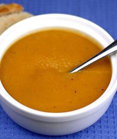 Butternut and Sweet Potato Soup Recipe by Nigella Lawson | Maypurr