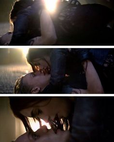 The Mortal Instruments. Jace and Clary.