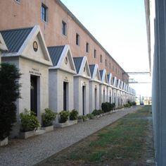 Charnel House : San Cataldo Cemetery, Modena Italy (1971) | Aldo Rossi