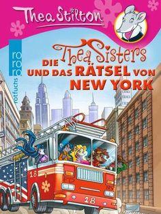 Lesendes Katzenpersonal: [Rezension] Thea Stilton - Thea Sisters 05: Die Th...