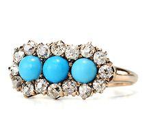 Buried Treasure: Antique Diamond Ring