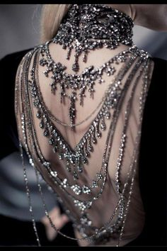 Body Chain Jewelry Trend – Fashion Style Magazine - Page 8