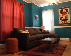 Behr Paint Color Ideas With Red Drapery Colors Curtains Best Wall