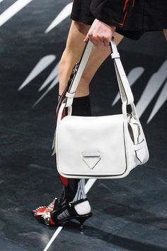 24b4dcdb4f92 See the details from the Prada Spring 2018 collection. Office Fashion  Women