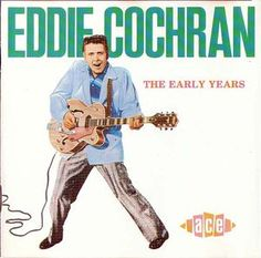 Eddie Cochran - The Early Years at Discogs