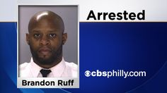 Ruff was charged with one count of providing false identification to authorities.