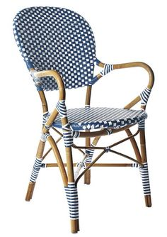 Is It True That Dining Rooms Are Out? - Serena & Lilly chair