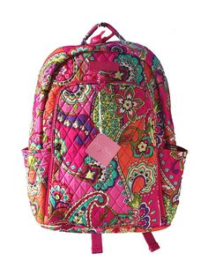 b3636a5b55 Vera Bradley Laptop Backpack  VeraBradley  Backpack Vera Bradley Laptop  Backpack