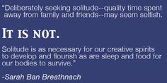 Quote from Sarah Ban Breathnach