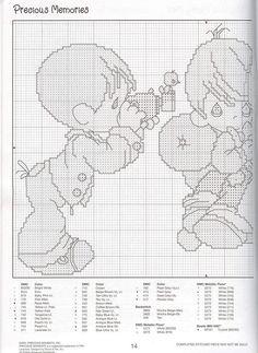 tengo muchos patrones de punto de cruz. (pág. 29)   Aprender manualidades es facilisimo.com
