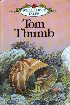 TOM THUMB Ladybird Book Well Loved Tales Series 606D