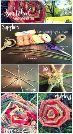 Flying the Hedge Summer Solstice Ritual, Winter Solstice Traditions, Solstice Festival, Solstice And Equinox, Happy Summer, Summer Diy, Sweet Magic, Ribbon Yarn, Sabbats
