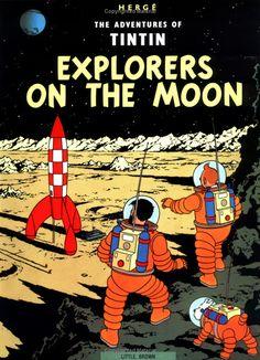 Afbeeldingsresultaat voor moon landing mission propaganda