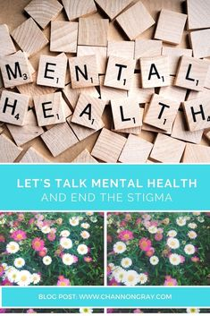 Mental Health Awareness // Let's Talk Advice, Awareness and Ways to Get Better // heythereChannon Mental Health Awareness, Mental Health Therapy, Mental Health Recovery, Mental Health Disorders, Best Blogs, Health Advice, Stress Management, Healthy Mind, Anxiety Help