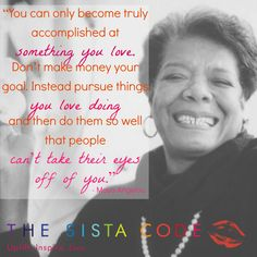 Wise words from that magnificent sista, Maya Angelou! Have an awesome weekend sistas...thank you for being part of The Sista Code community Mel xx @thesistacode @melissahiston #thesistacode #uplift #inspire #love